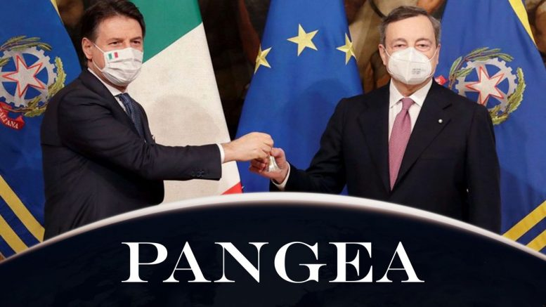 Draghi government: for whom the bell rings