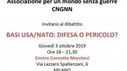USA/NATO: Difesa o pericolo