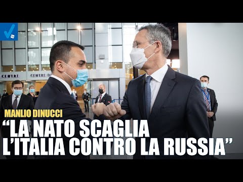 Interview with Manlio Dinucci