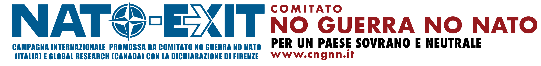 Comitato No Guerra No Nato - Nato Exit